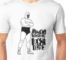 mexican wrestling lucha libre10 Unisex T-Shirt