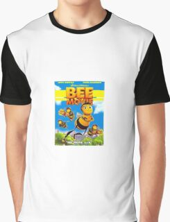 BEE MOVIE COVER MERCH Graphic T-Shirt