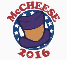 McCheese 2016 Kids Tee