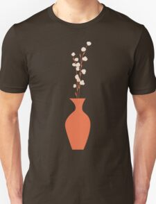 Spring flower pattern, tulips and lilies, 005 T-Shirt