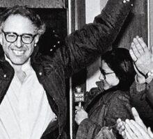 Bernie Sanders Protest 60's 1960's Sticker