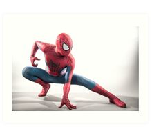 Spider Man Photography 4 Art Print