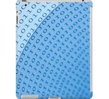 Computer data iPad Case/Skin