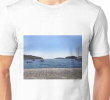 Ocean in Croatia Unisex T-Shirt