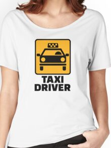 Taxi driver Women's Relaxed Fit T-Shirt