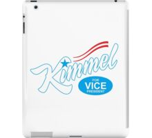 jimmy kimmel iPad Case/Skin