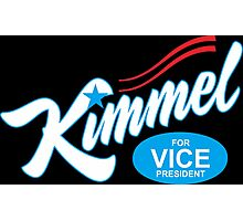 jimmy kimmel Photographic Print