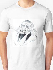 Sia - Chandelier Unisex T-Shirt
