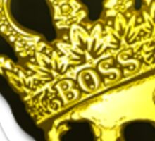 CSGO Crown (Foil) Sticker Sticker