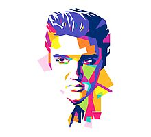 Elvis Presley Photographic Print
