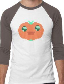 Tomato Cute! Men's Baseball ¾ T-Shirt