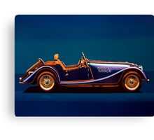 Morgan Roadster Painting Canvas Print