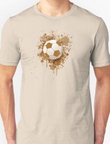 Soccer ball art Unisex T-Shirt