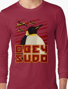 Obey SUDO Long Sleeve T-Shirt