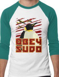 Obey SUDO Men's Baseball ¾ T-Shirt