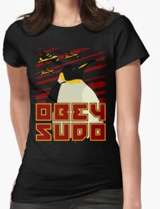 Obey SUDO Womens Fitted T-Shirt
