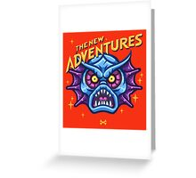 The New Adventures – Mer-Man Greeting Card