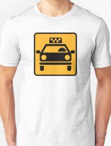 Taxi logo T-Shirt