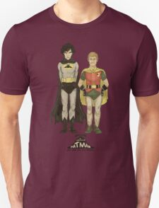 The Adventures of Hat-man and John the Boy Wonder Unisex T-Shirt