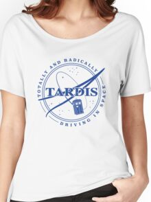 Tardis Women's Relaxed Fit T-Shirt