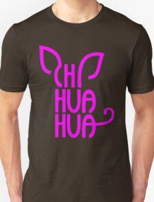 Chihuahua Typograph T-Shirt