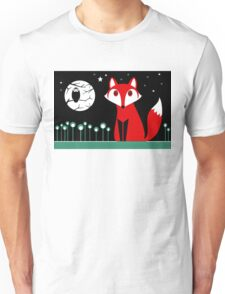 FOX MOON Unisex T-Shirt