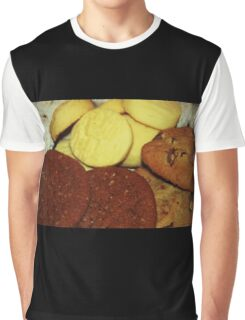 A Dish Full Of Cookies Graphic T-Shirt