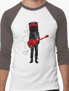 Amplified Men's Baseball ¾ T-Shirt