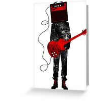 Amplified Greeting Card