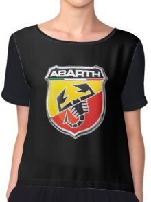 Abarth Chiffon Top