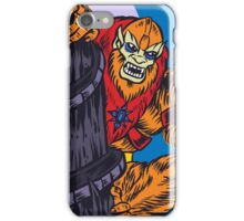 The Beast Of Snake Mountain iPhone Case/Skin