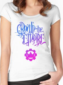 Crown The Empire Women's Fitted Scoop T-Shirt