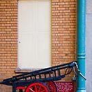 Convent Garden Barrow by phil decocco
