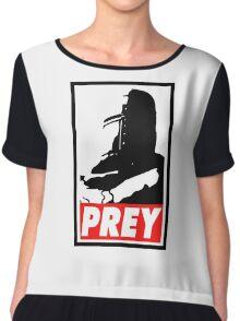 Prey - Praise The Sun Chiffon Top