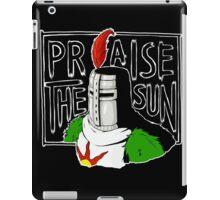 Praise The Sun  iPad Case/Skin