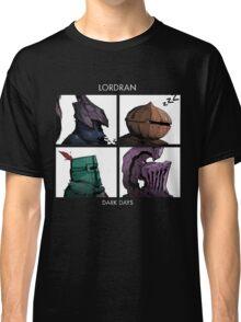 Lordran Dark Days character Classic T-Shirt