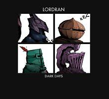 Lordran Dark Days character Hoodie