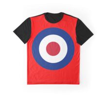 RAF ROUNDEL Graphic T-Shirt