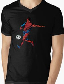 Football player in action T-Shirt