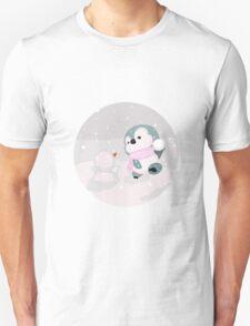 Bully Baby Penguin Unisex T-Shirt