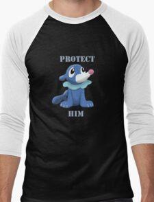 Protect Him Men's Baseball ¾ T-Shirt