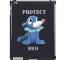 Protect Him iPad Case/Skin