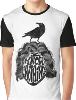 I Know Nothing Graphic T-Shirt
