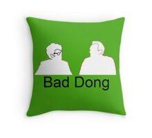 Bad Dong - Big Fat Quiz Throw Pillow
