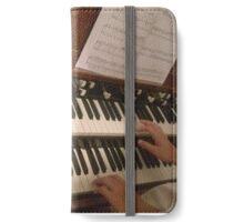 Hammond Organ iPhone Wallet/Case/Skin