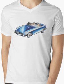 '76 MGB  Mens V-Neck T-Shirt