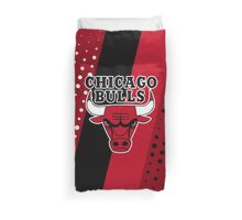 Chicago Bulls Duvet Cover