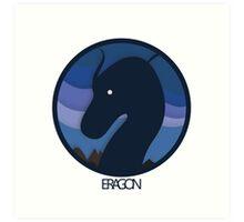 Eragon Art Print