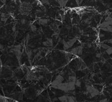 Black Marble texture Sticker