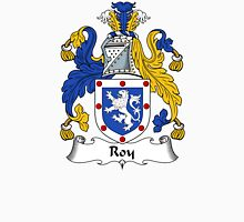 Roy Coat of Arms / Roy Family Crest Unisex T-Shirt